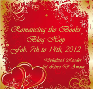 Romancing The Book Blog Hop