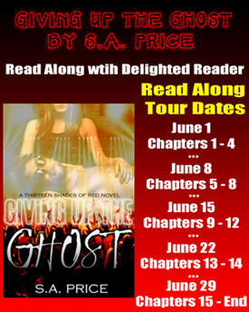 Giving Up the Ghost Book Tour Schedule